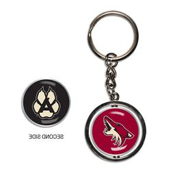 Phoenix Coyotes Spinner Key Ring