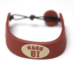 Shane Done Arizona Coyotes NHL Gamewear Collectable Bracelet