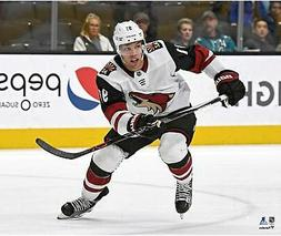 """Taylor Hall Arizona Coyotes Unsigned Team Debut 20"""" x 24"""" Ph"""